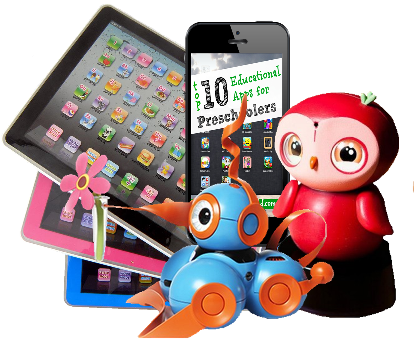 Best Educational Toys For Tech : Tech toys can help prepare pre schoolers for stem education
