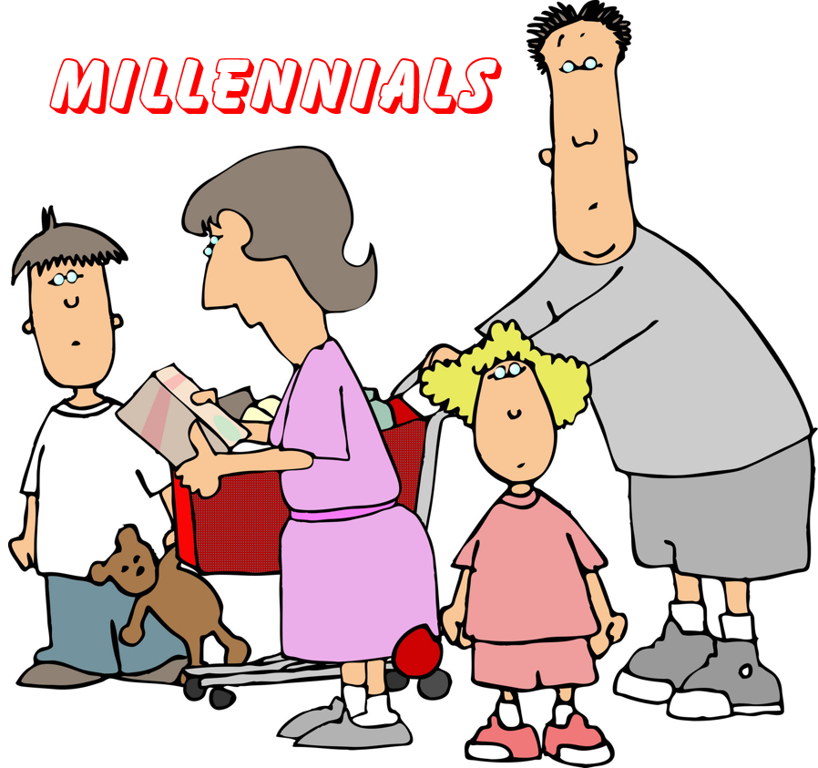 food in millennial generation It appears that grab-and-go food has become very popular with the on-the-go millennial generation grab-and-go food (gng) refers to pre-packaged, ready-to-eat food items often sold at a self-service refrigerator or something similar.