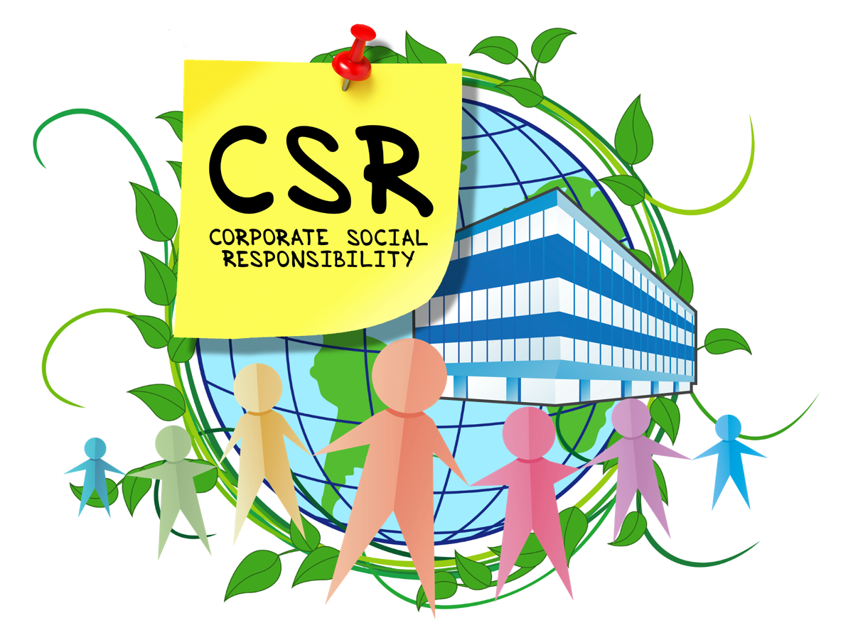 coperate social responsibilities Here are 5 reasons why social responsibility matters in business: 1 consumers  look for corporate social responsibility (csr) more than.